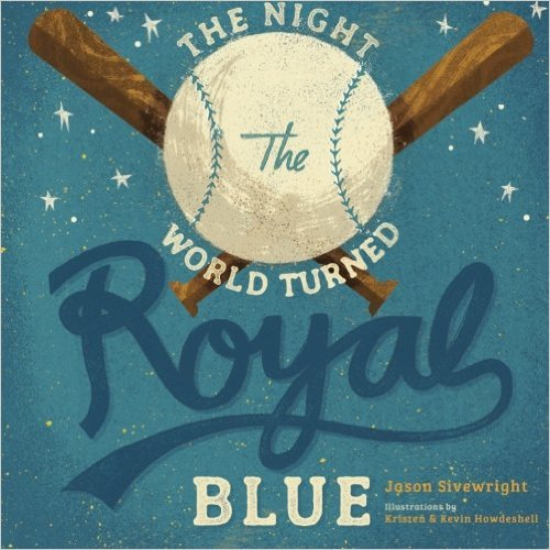 The Night the World Turned Blue