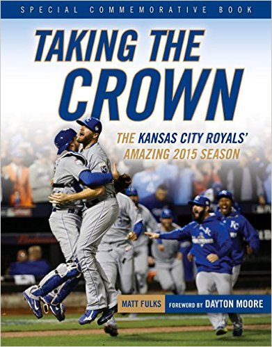 Taking the Crown book