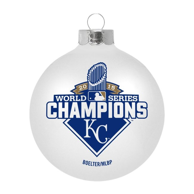 World Series Champion Ornament