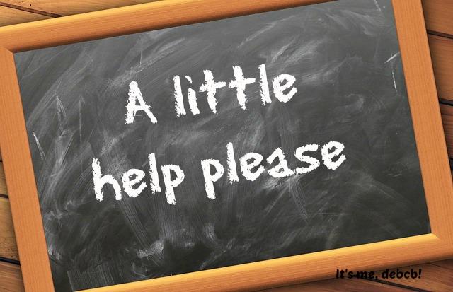 A little help please