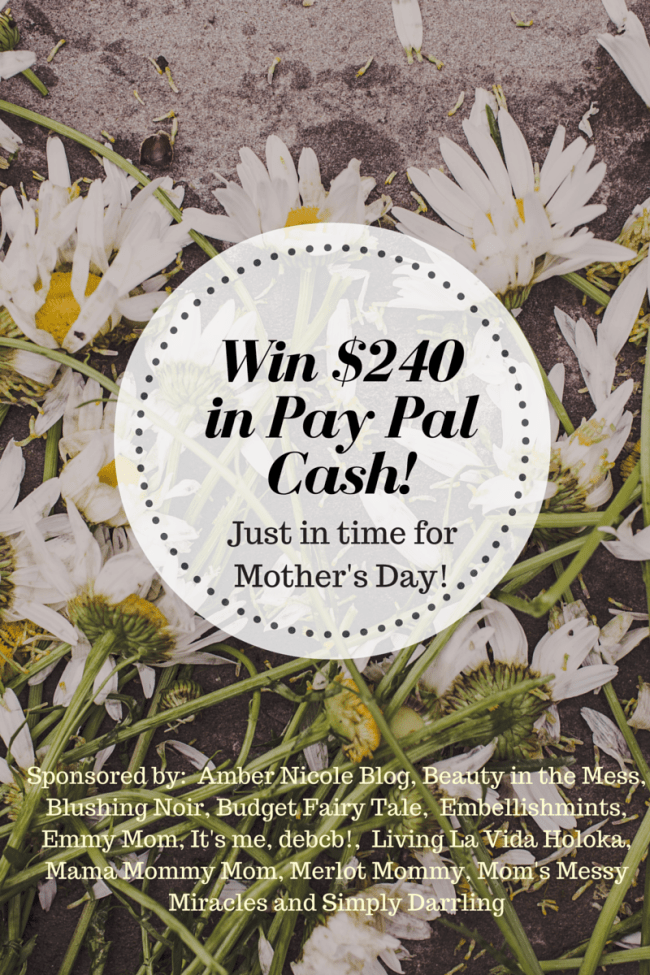 Pay Pal Cash Giveaway