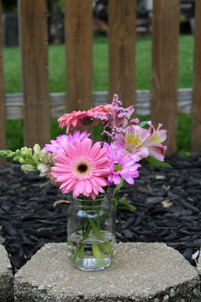 Floral arrangements for girls