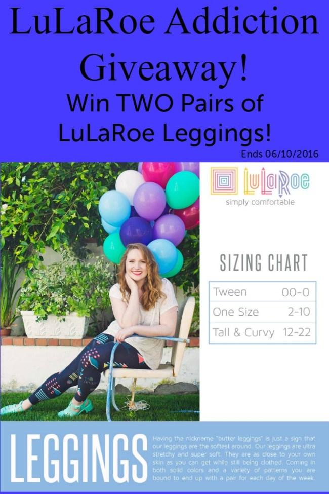 LuLaRoe Addiction Giveaway