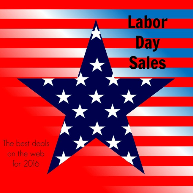 Labor Day Sales 2016