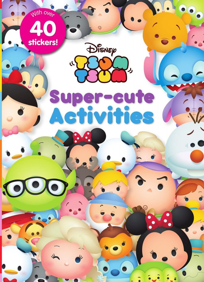 Tsum Tsum Super Cute Activities