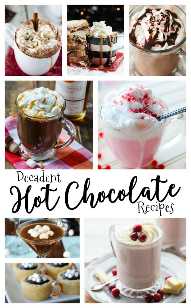 Decadent Hot Chocolate Recipes