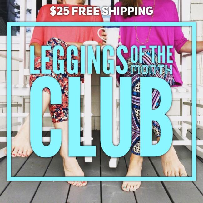 Leggings of the Month Club