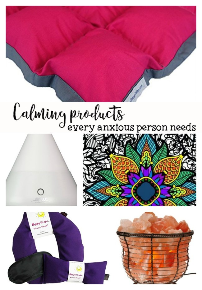 Calming products every anxious person needs