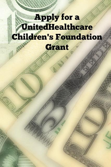 UnitedHealthcare Children's Foundation Grant