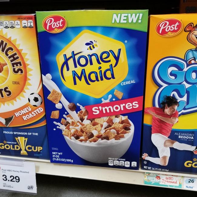 Honey Maid S'mores