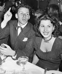 Frankie and his wife, you can find her as Rita Hayworth on youtube. Amazing dancers. Frankie also played Fred Astaire.