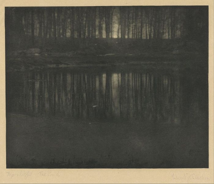 1046px-Edward_Steichen_(American)_-_(Moonlight_-_The_Pond)_-_Google_Art_Project