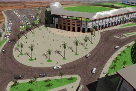Parque de beisbol de Nuevo Laredo