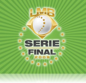 Logotipo de la Serie Final 2009 de la Liga Mexicana de Beisbol
