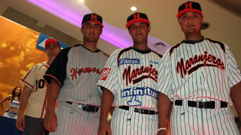 Presentación de uniformes