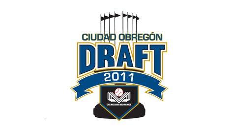 Logotipo del Draft 2011 de la Liga Mexicana del Pacífico