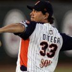Pablo Ortega alcanza cien triunfos en Liga Mexicana