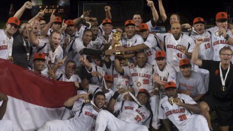 Selección de Holanda de la Copa Mundial de Beisbol 2011