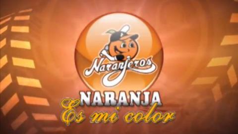 Programa de televisión Naranja es mi color de Naranjeros de Hermosillo