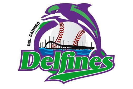 Logotipo de Delfines de Ciudad del Carmen