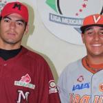 Jesús Flores y Juan Mares, jugadores de la semana