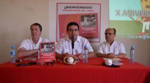 Vicente Pérez Avellá, Gabriel López y Plinio Escalante