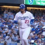 Video: Home run de dos carreras de Adrián González