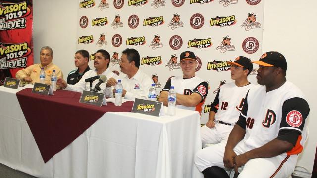 Conferencia de prensa de Diablos de Hermosillo
