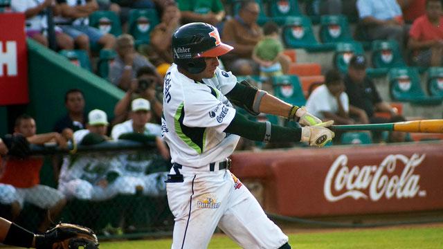 Edson García de Leones de Yucatán