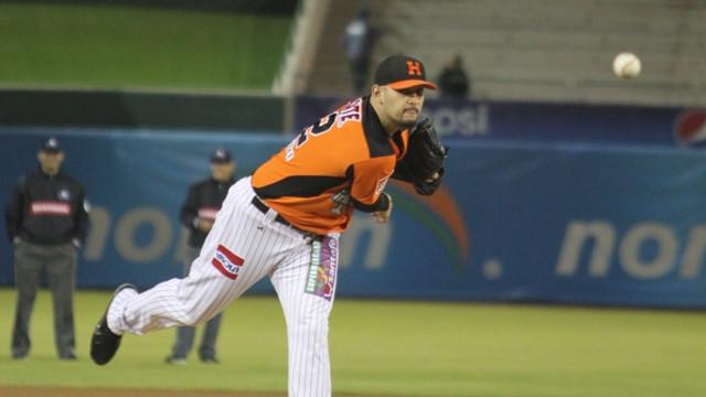 Jesse Estrada de Naranjeros de Hermosillo