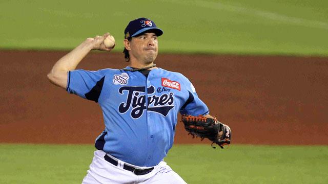 Pablo Ortega de Tigres de Quintana Roo