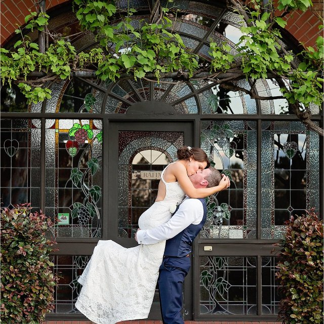 Nicki + Brendon | Serafino's Winery Wedding Photographer