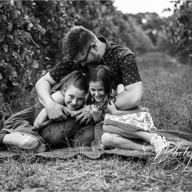 The Bailye Family vineyard shoot