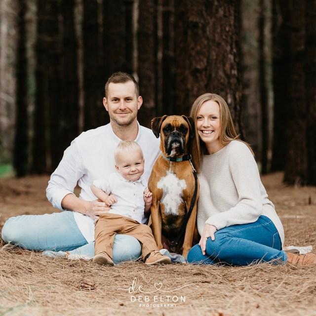 Adelaide Family Photo Session – Kuitpo Forest