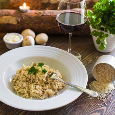 risotto-met-paddestoelen-en-truffel