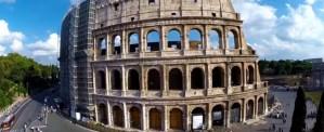 LA CIUDAD DE ROMA CELEBRA SU 2.768 CUMPLEAÑOS. CELEBRAMOS CON LA CIUDAD ETERNA ESTE ESPECTACULAR VIDEO DESDE LAS ALTURAS