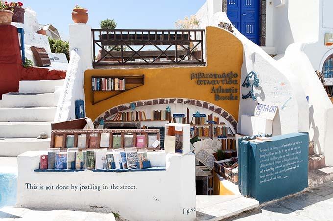 Atlantis book Santorini