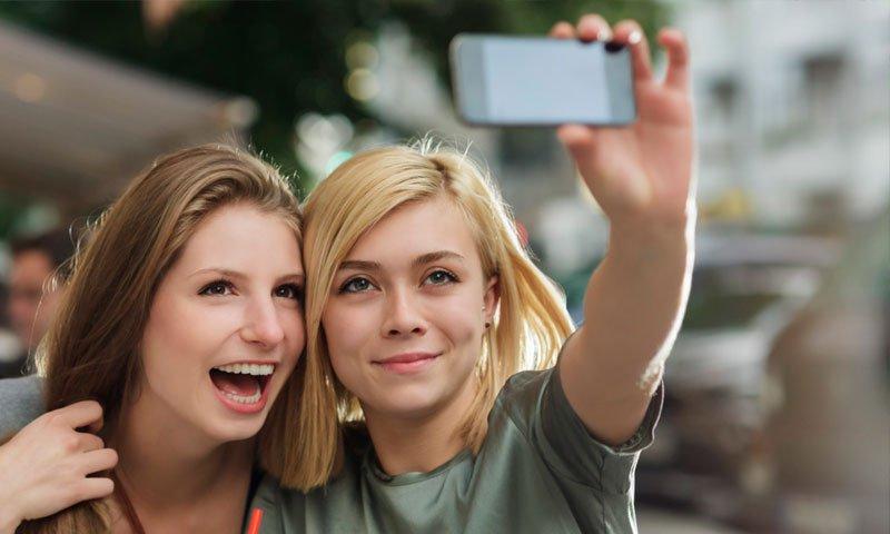 Selfie-sinful