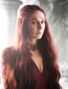Game Of Thrones, Series 3 EP301 Featuring Carice van Houten as Melisandre © HBO Enterprises