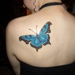 Conoce la leyenda de la mariposa azul