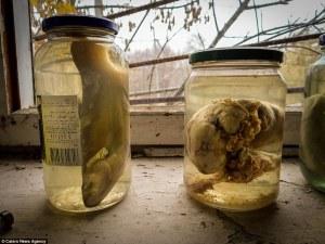 Impresionante sesión fotográfica de Chernobyl: la ciudad abandonada después del desastre nuclear de hace 30 años.