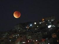 Así se vio la Luna de Sangre en distintas partes del mundo