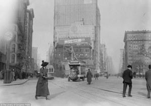 Fotografías que muestran el Nueva York de ayer y de hoy: imágenes asombrosas que muestran cuán diferente era la vida en la Gran Manzana en 1910