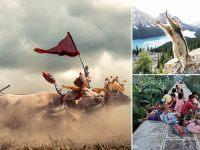 Belleza y drama en esta selección de fotografías para el concurso anual de fotografía de National Geographic