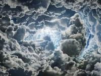 Fotógrafo crea cielos impresionantes combinando cientos de imágenes