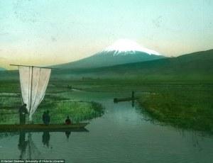 Fascinantes fotos muestran la belleza serena y atemporal del Japón feudal