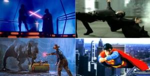 Un video recoge todos los oscar a los mejores efectos visuales  desde 1927