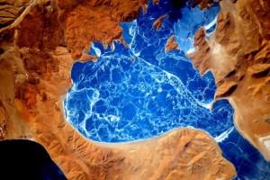 Las mejores imágenes de un año en el espacio