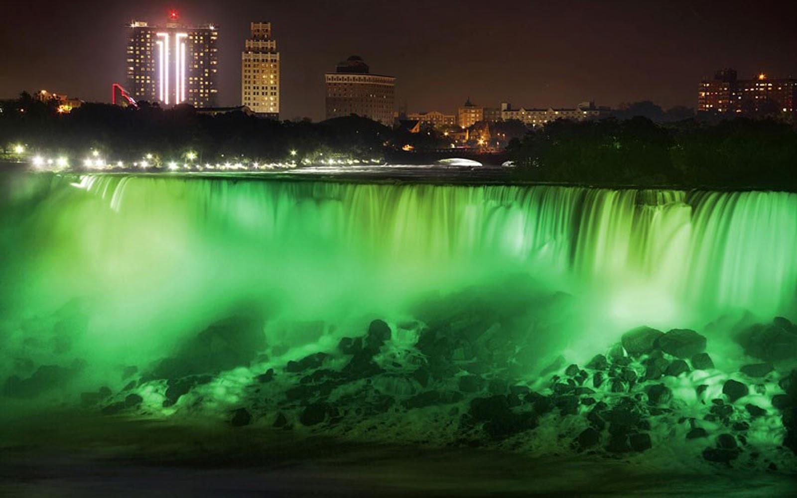 San Patricio Cataratas del Niagara