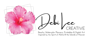 Debi Lee Creative logo
